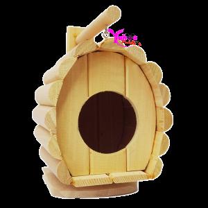 Nhà gỗ trứng treo