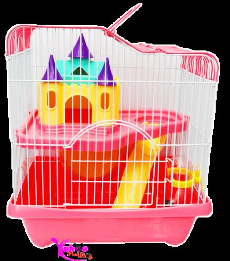 Lồng lâu đài 1 tầng Hamster