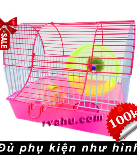 Lồng tiểu công chúa cho hamster