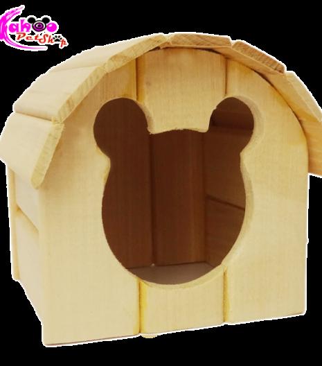 Nhà gỗ Mickey Hamster