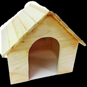 Nhà ngủ gỗ Nhím
