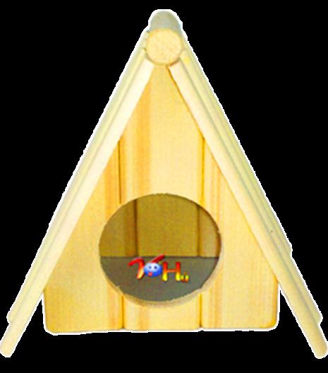 Nhà gỗ túp lều hamster