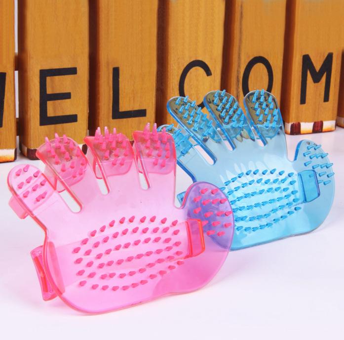 Hot-New-Pet-Fingers-Type-Pet-Bath-Brush-Comb-Palm