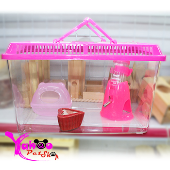 Hộp nhựa nuôi Hamster
