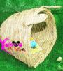 nhà ngủ cỏ hình thỏ