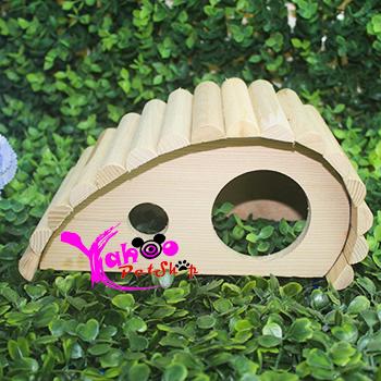 Nhà ngủ gỗ hình Nhím