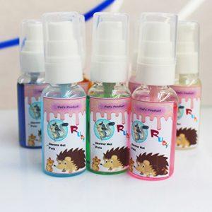 Sữa tắm Hamster, Nhím, Sóc, Thỏ, Bọ