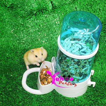Chén ăn tự động hamster