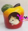 Nhà ngủ trái lê hamster