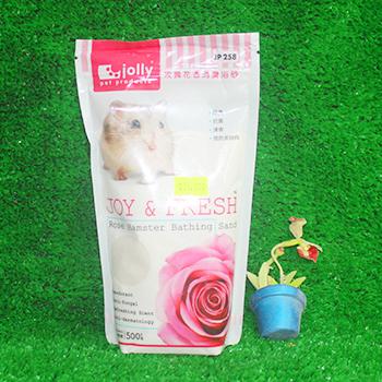 cat tam jolly huong hoa hồng