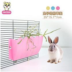 máng cỏ cho thỏ bọ