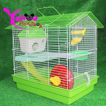 Lồng mái nhà hamster