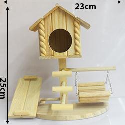 Nhà tổ chim hamster