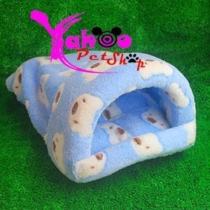 Túi ngủ lông hình lều gấu