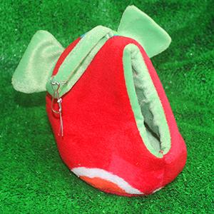Túi ngủ lông hình cá đỏ