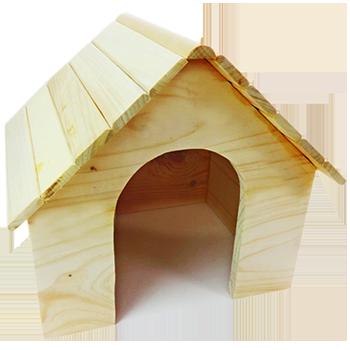 Nhà nhím gỗ nhỏ