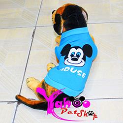 Áo mickey cho chó mèo