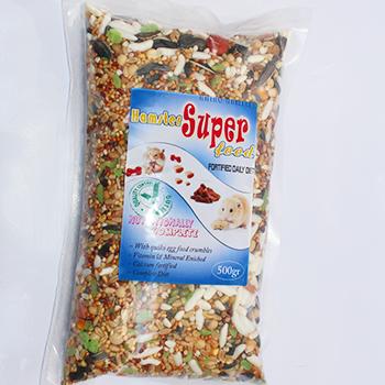 thức ăn trộn hỗn hợp super cho hamster