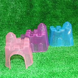 Nhà nhựa hầm chui