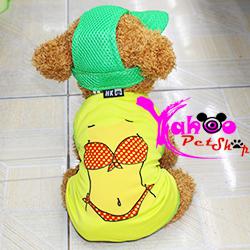 Áo bikini chó mèo