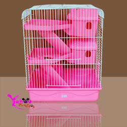 Lồng nuôi Hamster nhà máy 2 tầng