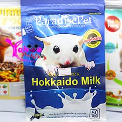 Thức ăn sữa hokkaido cho sóc