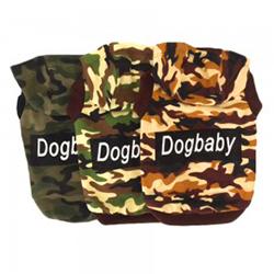 Áo nón lính DogBaby