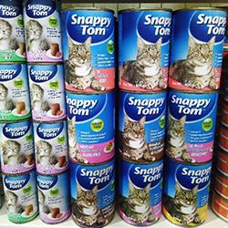 Pate Snoopy Tom hộp nhỏ cho mèo 150gr