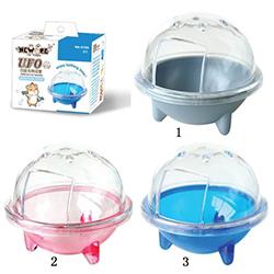 Nhà tắm UFO mica cho Hamster