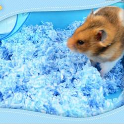 Giấy lót chuồng đủ cho hamster