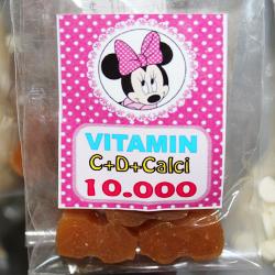 Viên Vitamin C cho hamster