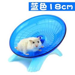 Whell dĩa parabol xanh cho hamster