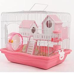 Lồng Villas Form hồng hamster
