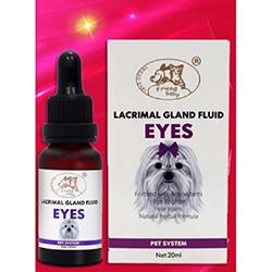 Thuốc nhỏ mắt chống ố vàng cho chó mèo