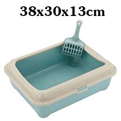Khay vệ sinh mèo vuông nhỏ