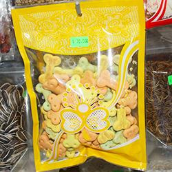 Xương sữa Biscuit gói 100gr