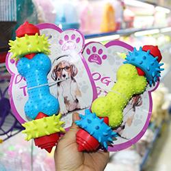 Đồ chơi xương nhựa cho chó