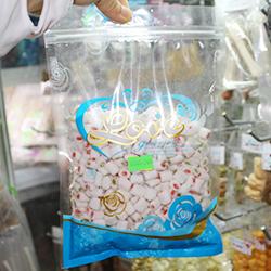 Kẹo mashmallow có nhân