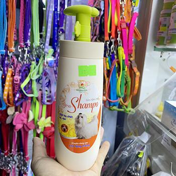 vime shampo hong