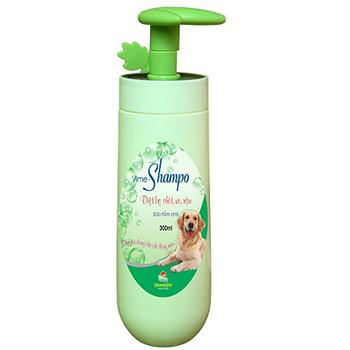 Vime shampo xanh