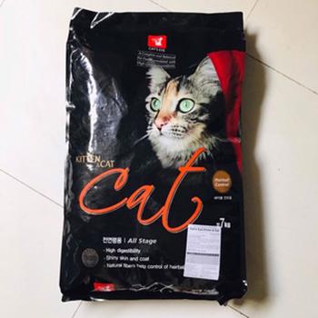 Thức ăn mèo Cateye