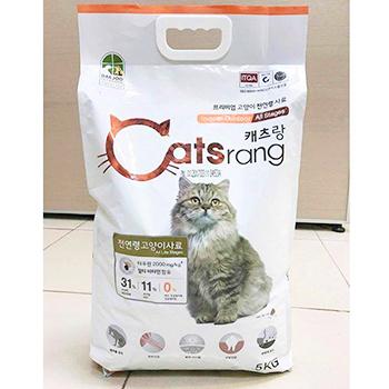 Thức ăn Catsrang mèo 5Kg