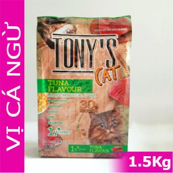 Thức ăn Mèo Tony cat 1.5kg