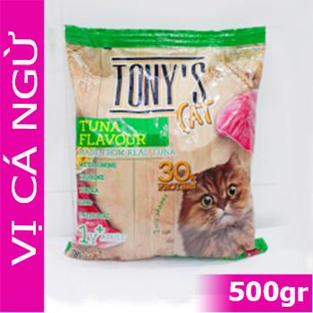 Thức ăn Mèo Tony's Cat 500gr