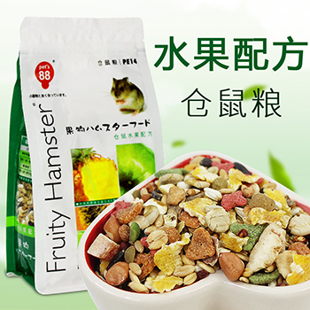 Fruity Hamster Food PE14