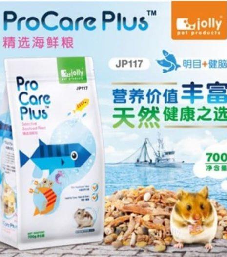 Ngũ cốc hải sản Jolly JP117