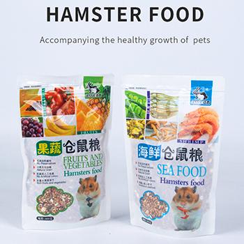 Thức ăn hải sản Nhật 300gr